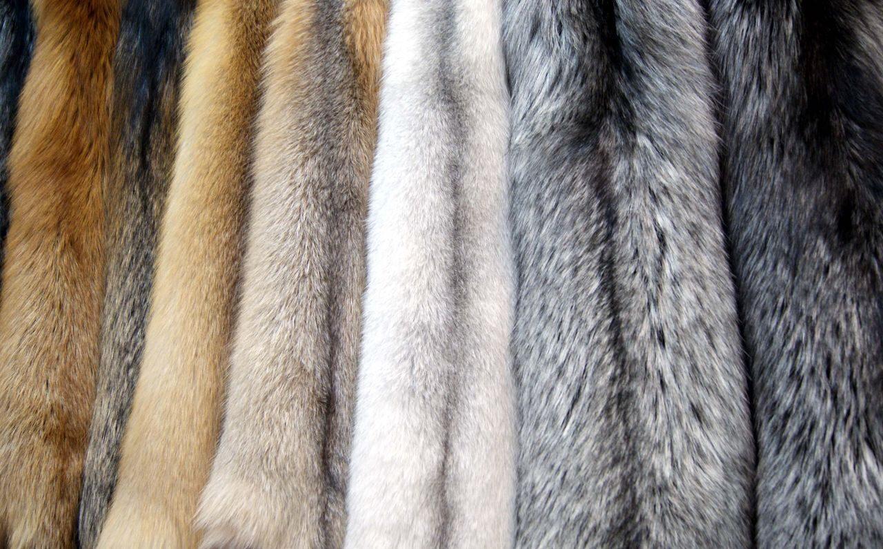 Фото разновидностей натуральных меховых шуб